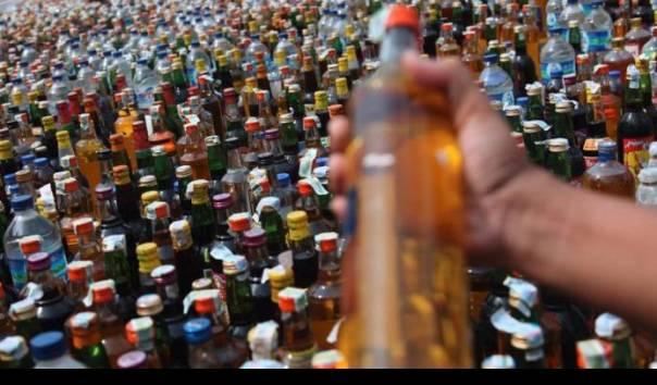 ruu minuman beralkohol