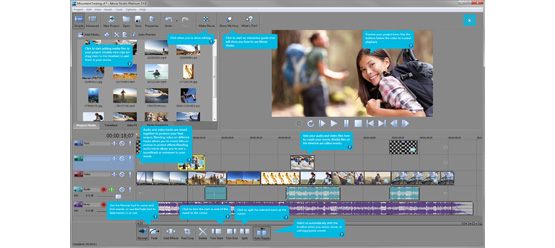 SONY Vegas Movie Studio Platinum v13.0 Build 955 + Ativação