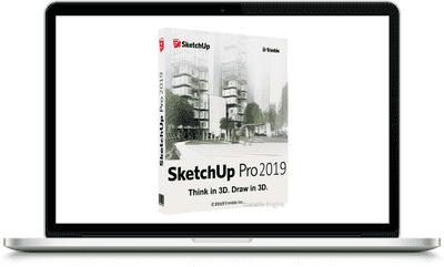 SketchUp Pro 2019 v19.3.255 Full Version