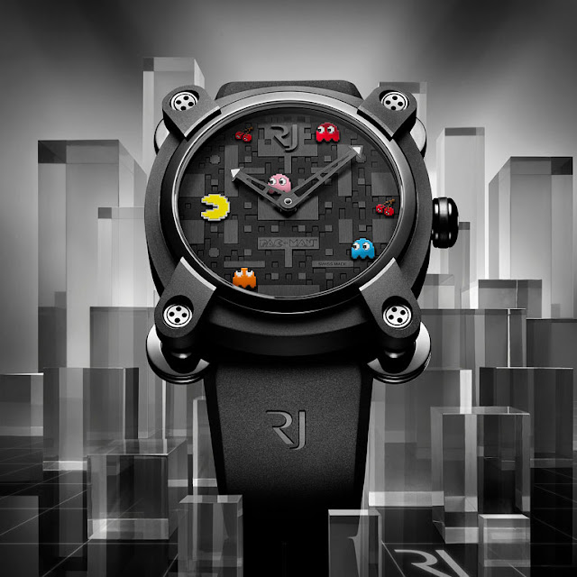 Romain Jerome RJ - Pac-Man Fever Watch full