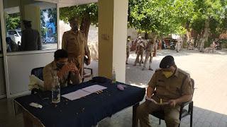 थाना प्रभारी/उपनिरीक्षकों को लम्बित विवेचनाओं एवं पाक्सो एक्ट से सम्बन्धित विवेचनाओं का शीघ्र निस्तारण करने के निर्देश दिये  -पुलिस अधीक्षक जालौन         संवाददाता, Journalist Anil Prabhakar.                 www.upviral24.in