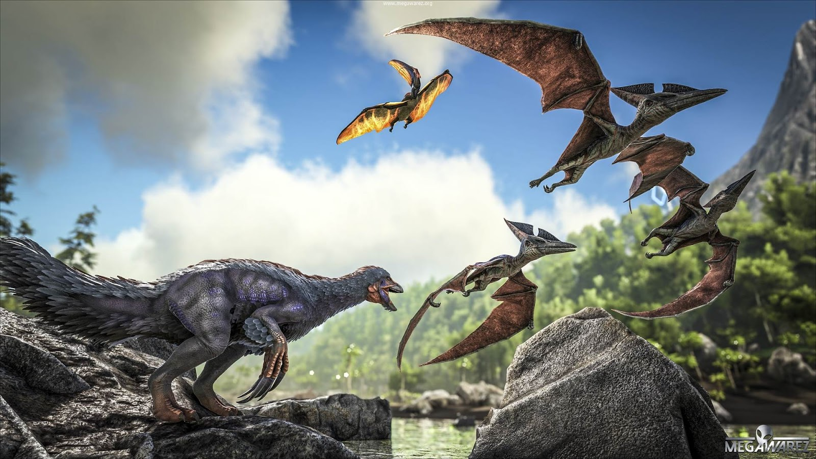 how to download ark survival evolved on pc windows 10