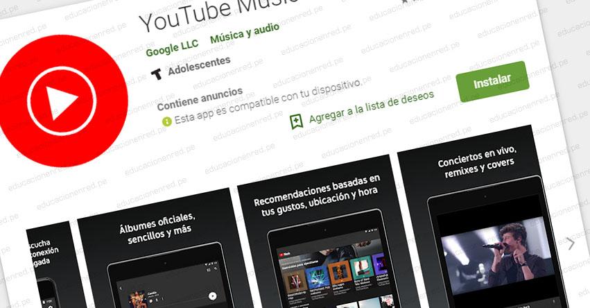 Descarga Música de YouTube Premium - Aplicación Oficial