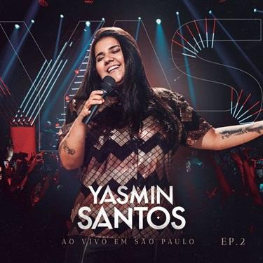 CD CD Ao Vivo em São Paulo EP 2 – Yasmin Santos (2019)