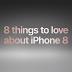 Apple destaca 8 recursos para amar do iPhone 8 em comercial