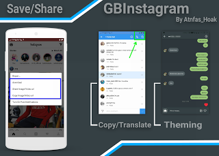 Black & White Theme For GBInstagram | Instagram Themes