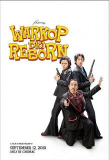 Film Warkop DKI Reborn 2019