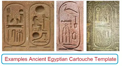 Ancient Egypt Cartouche facts