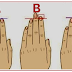 Check Out What Your Finger Length Reveals About Your Personality And Be Surprise!