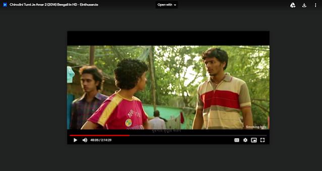 .চিরদিনই তুমি যে আমার ২. ফুল মুভি । .Chirodini Tumi Je Amar 2. Full Movie ।। Movie