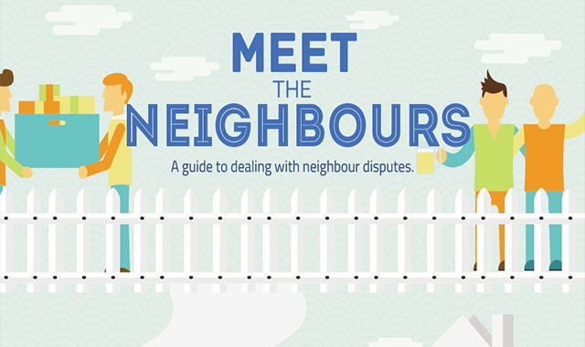 A Guide to Dealing with Neighbor Disputes