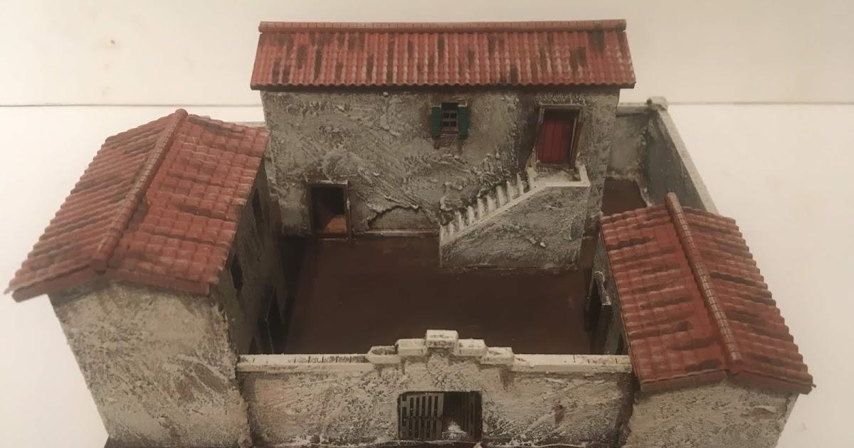 Empires At War Blog 15mm Spanish Italian Villa Commission