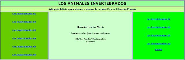http://ceiploreto.es/sugerencias/cplosangeles.juntaextremadura.net/web/curso_3/naturales_3/animalesinvertebrados/indice.htm