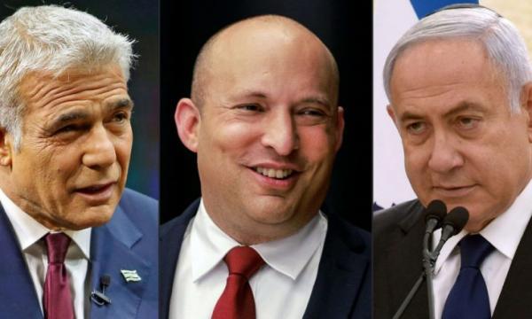 نفتالي بينيت ويائير لابيد يتجهان لتشكيل حكومة وحدة بإسرائيل وإنهاء عهد نتنياهو