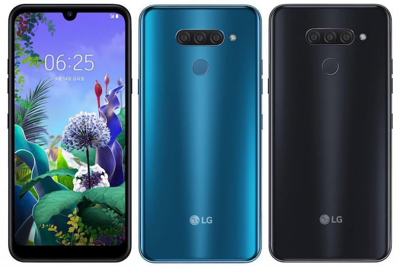 LG X6 with 6.26-inch screen, triple rear cameras, and Hi-Fi Quad DAC, announced