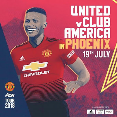 Manchester United vs Club America LIVE STREAM 20 July 2018