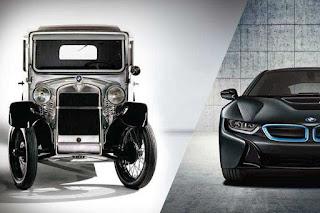 Sejarah singkat perusahaan Otomotif BMW