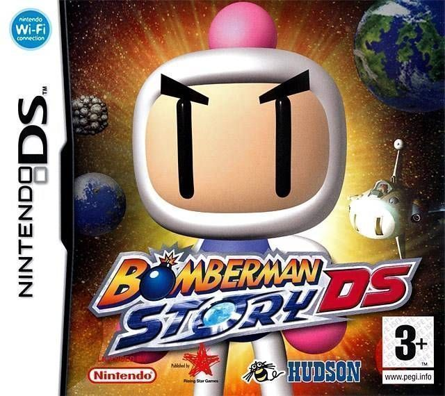 ROMs - Bomberman Story DS  - NDS Download