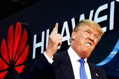 Setelah Ditalak Android, Huawei Kini Dilarang Pakai SD Card