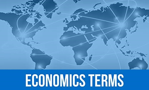 Basic terms in Economics
