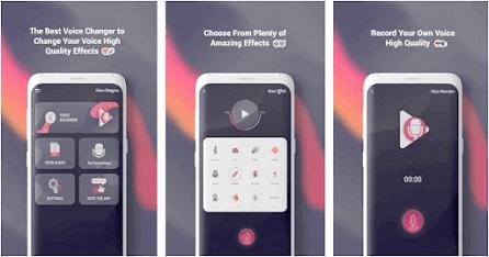 Aplikasi Voice Changer - Funny Voice Effect