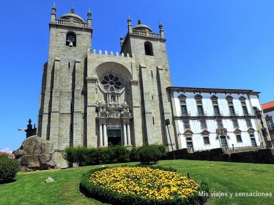 Catedral de la Sé, Oporto, Portugal