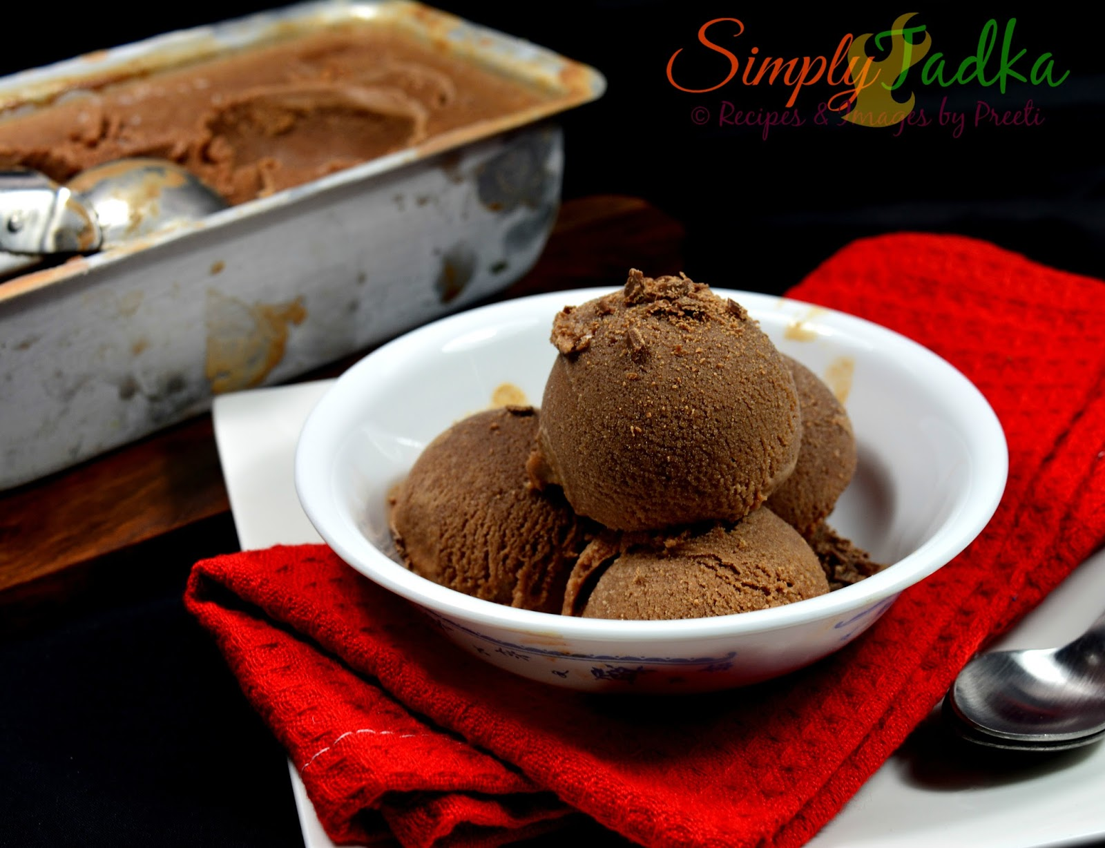 Ginger chocolate ice cream eggless ginger chocolate ice cream an interesting twist i added flavor of ginger in ice cream with chocolate love the flavor of ginger with chocolate if you not ginger person then avoid ccuart Gallery