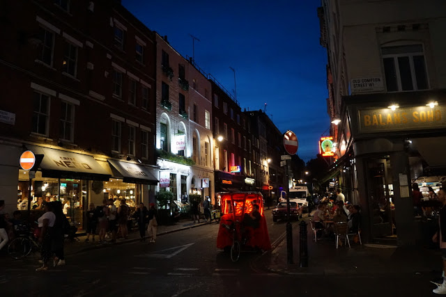 Soho, Londres