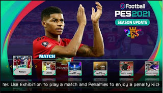 Download PES 2021 PPSSPP Android Offline English Version Camera PS5 & New Transfer
