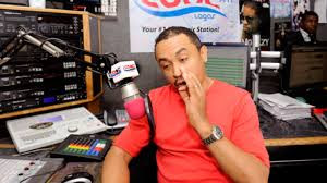 CONFIRMED: Freeze has issues with Coolfm after posting picture with Basketmouth's wife