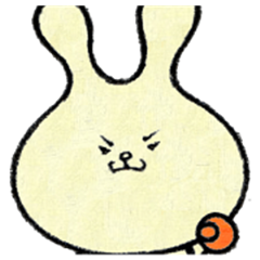 Cute rabbit (1) Chinese (Simplified)