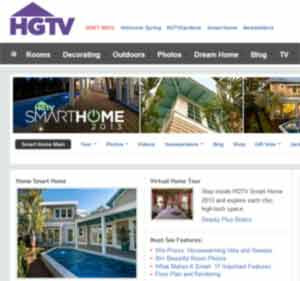 Enter HGTV Smart Home Sweepstakes