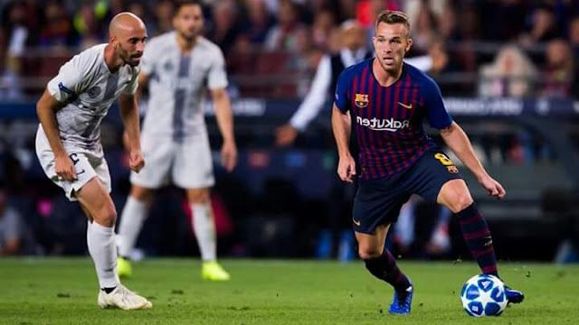 تحليل مباراة برشلونة وأنتر ميلان ، المزج بين التيكي تاكا والواقعية