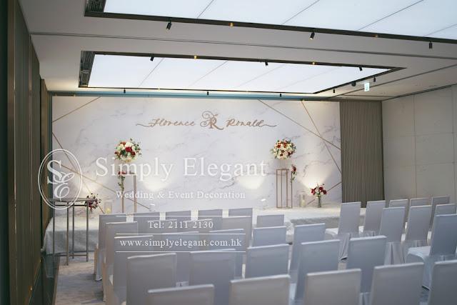 The Murray,美利酒店 ,Wedding,Decoration,婚禮,佈置