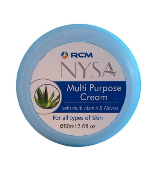 Rcm multi purpose face cream- full information