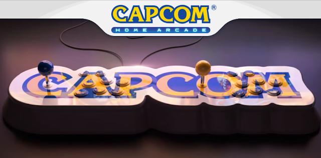 Capcom Home Arcade 65in1 (Juegos Portables)