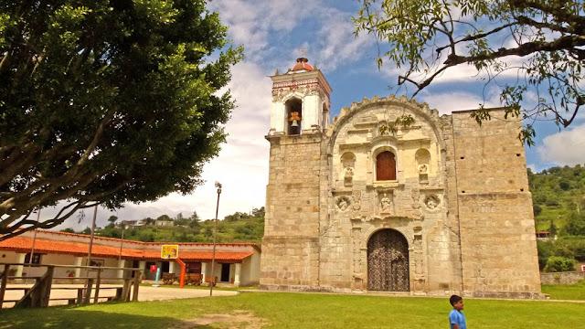Santa Catarina Lachatao Oaxaca
