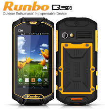 spesifikasi hape outdoor Runbo Q5s