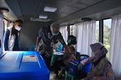 Bus Vaksinasi Sasar Kawasan Destinasi Wisata