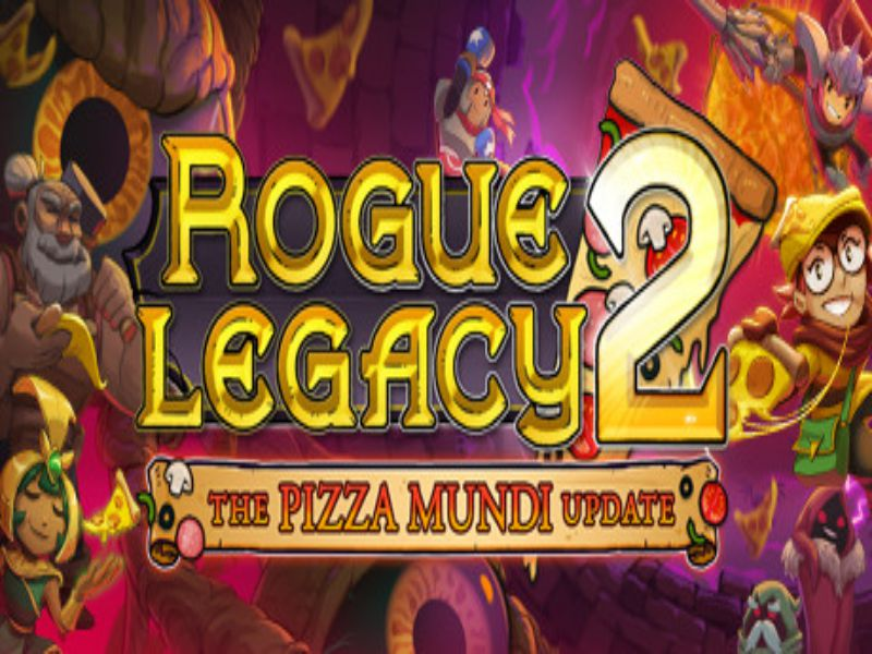 Download Rogue Legacy 2 Game PC Free