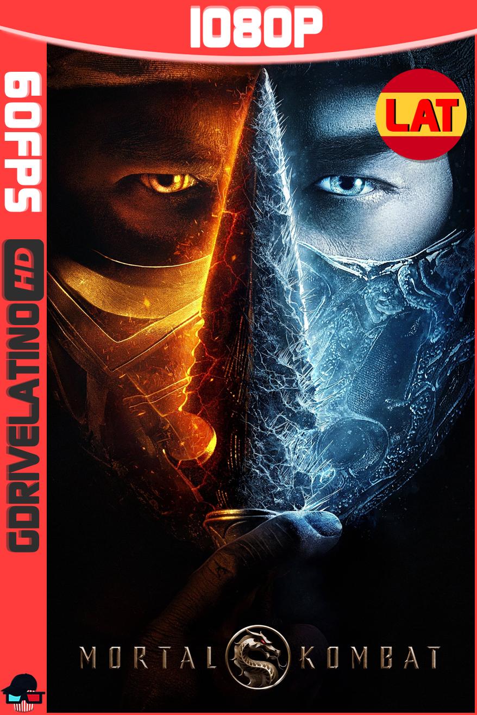 Mortal Kombat (2021) HMAX WEB-DL 1080p (60 FPS) Latino-Ingles MKV