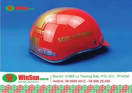 Xưởng sản xuất mũ bảo hiểm mang lại sự an toàn trên mọi nẻo đường