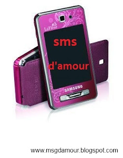 SMS-d-amour