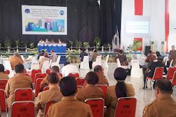 Pemkab MTB Gelar Lokakarya Skema Pembiayaan Infrastruktur 2018