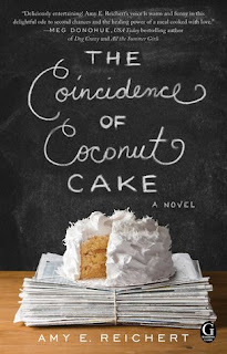 book cover The Coincidence of Coconut Cake
