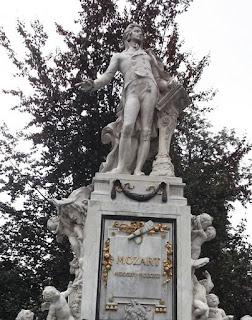 моцарт вена фото