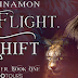 Cover Reveal -  Fight, Flight, or Shift by Kira Brinamon