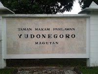 Taman Makam Pahlawan Yudhonegoro Magetan