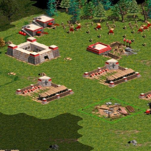 Bí kíp cần đến quân Sumerian chỉ trong AOE