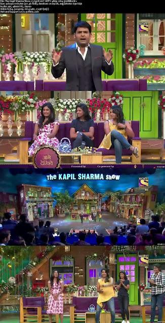 The Kapil Sharma Show 23 April 2017 HDTV 480p